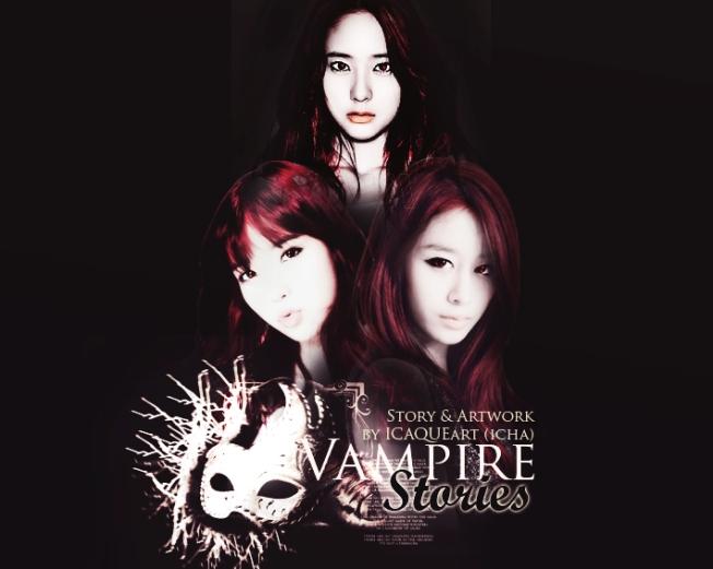 poster vampire stories