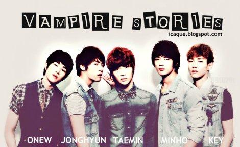 Vampire Stories ~ Teaser Special Krystal Jung