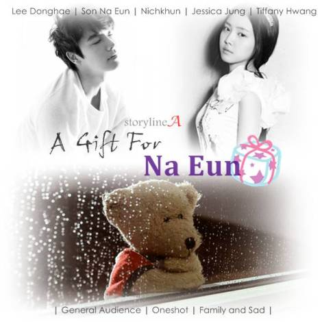 A Gift For Na Eun Cover