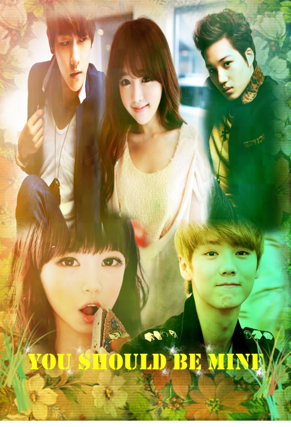 [FREELANCE] You Should Be Mine – Part 24 / END