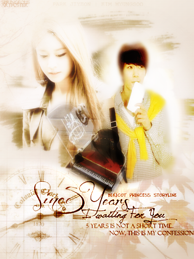 [2/2] Since 5 Years I Waiting For You~ [Myungsoo-Jiyeon]