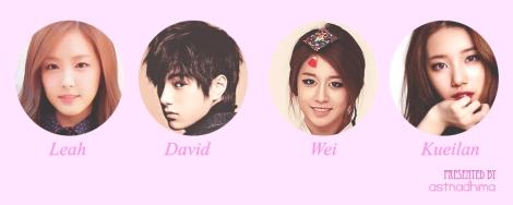 imagina cast Wei